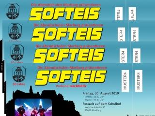 Konzert SOFTEIS (Freitag, 30.08.2019)